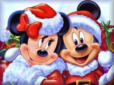 Disney Mickey And Minni