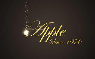 Apple since 1976