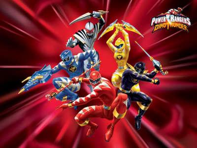 Power Rangers Dino Thunder 001