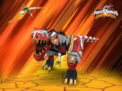 Power Rangers Dino Thunder 002