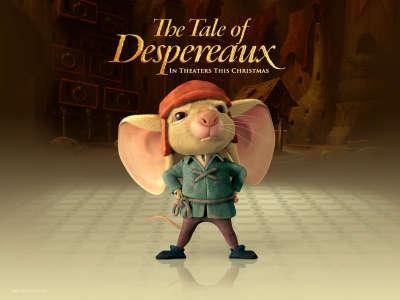 The Tale Of Despereaux 003
