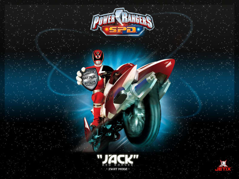Power Rangers - S.P.D.