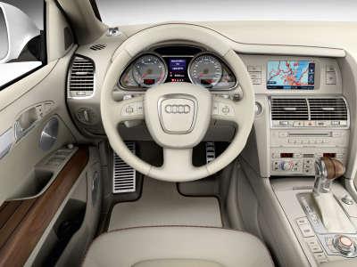 Audi Q7 Coastline 626 1920x1200