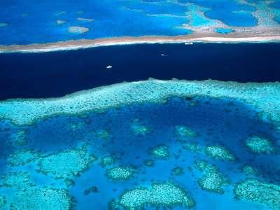 Azure Waters, The Great Barrier Reef, Australia