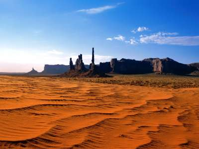 Dry Heat, Monument Valley, Utah   1600x1200   ID