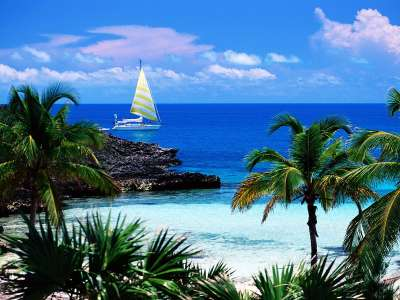 Eleuthera Point, Harbour Island, Bahamas