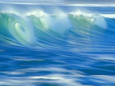 Emerald Wave, Olympic National Park, Washington