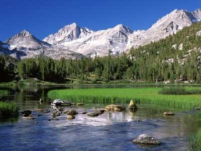 Heart Lake, John Muir Wilderness, California