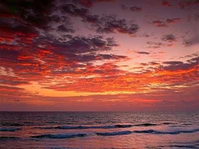 Jupiter Sunrise, Florida   1600x1200   ID 44501