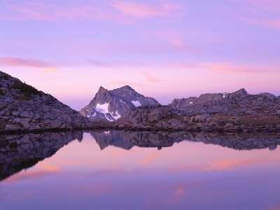 Lost Lake, Sierra Nevada, California