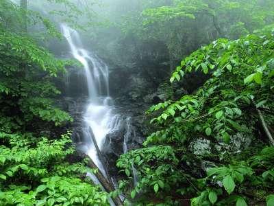 Lower Doyles River Falls, Shenandoah National Pa