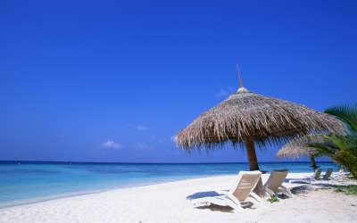 Maldives Paradise Island 1