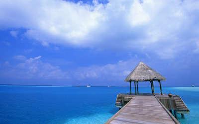 Maldives Paradise Island 11