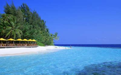 Maldives Paradise Island 2