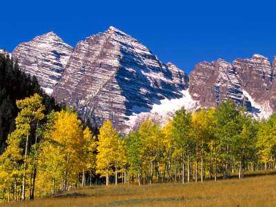 Maroon Bells, White River Nationa
