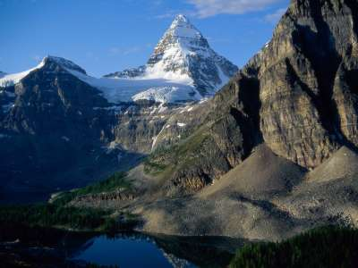 Mount Assiniboine, Provincial Park, British Columbia