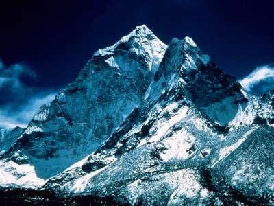 Mount Everest in 1983