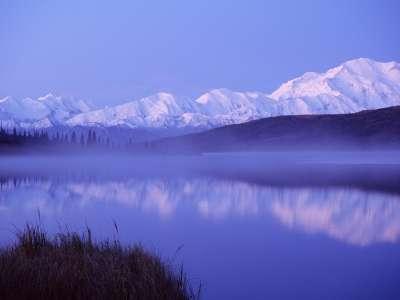 Mount McKinley, Denali National Park, Alaska   1