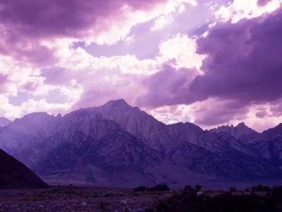 Mount Whitney, California   1600x1200   ID 42547