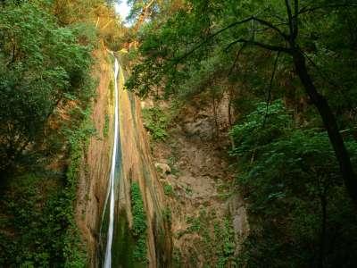 Nojoqui Falls, Santa Barbara County, California