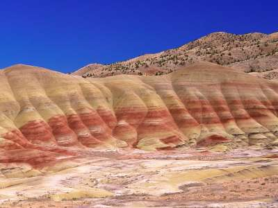Painted Hills, John Day Fossil Be