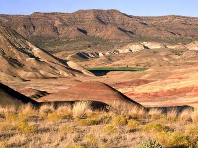 Painted Hills, John Day Fossil Beds National Mon