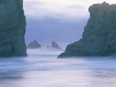 Sea Stacks, Bandon, Oregon