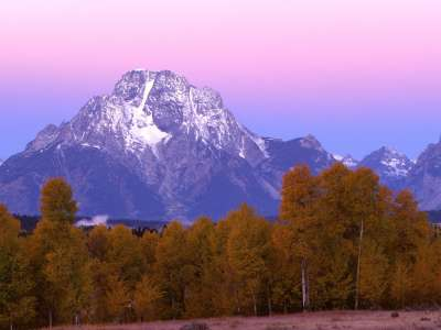 Silk Finish, Grand Teton National Park, Wyoming