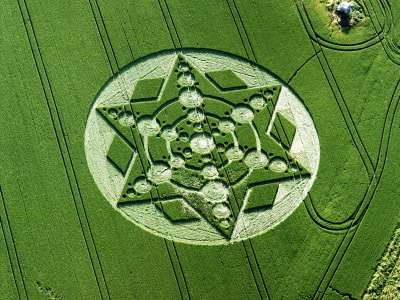 Spinning Star, Wiltshire, England