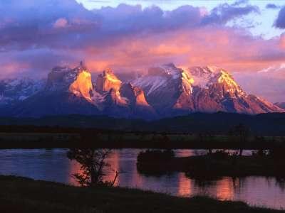 Torres Del Paine in Patagonia