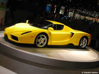 2002 Ferrari Enzo 36 Sb