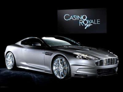 2006 Aston Martin DBS James Bond Casino Royale SA 1920x1440