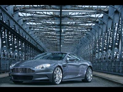 2006 Aston Martin DBS James Bond Casino Royale SA Bridge 1920x1440