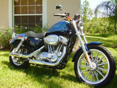 Harley Davidson Iron Maiden Eddie