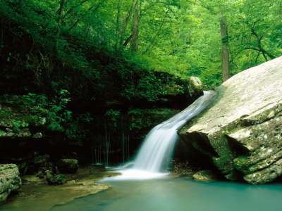 Indian Creek, Buffalo National River, Arkansas