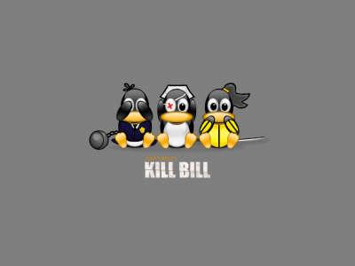 Linux - Kill Bill