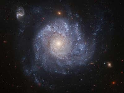 Pinwheel Shaped Galaxy