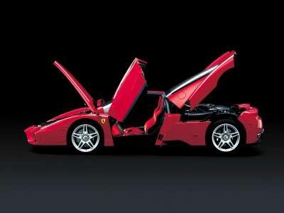 Wallpaper   Ferrari Enzo 2002