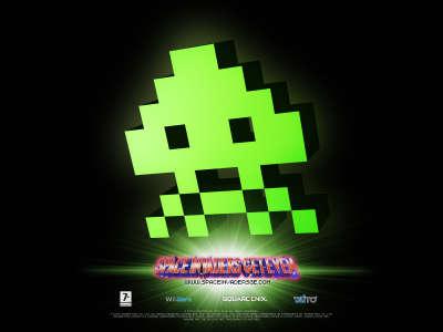 Green Invader