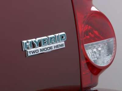 2009 Dodge Durango Hybrid 09