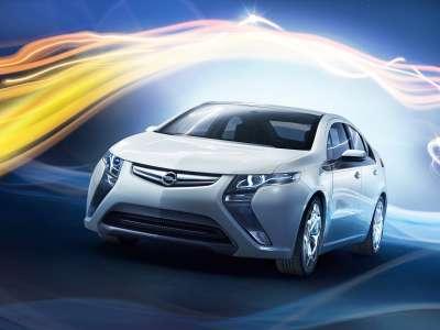 2012 Opel Ampera 11