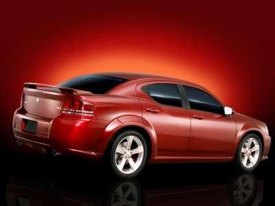 Dodge Avenger Concept 009