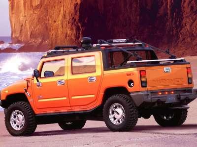 Hummer SUT 011