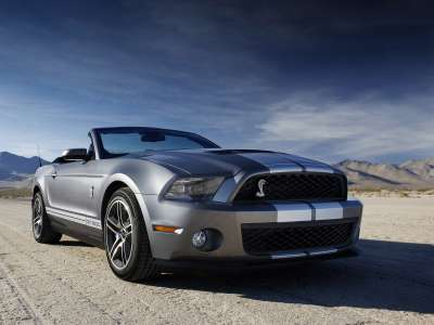 Shelby GT500 Convertible 02