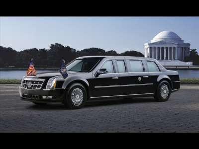 2009 Cadillac Presidential Limousine 05
