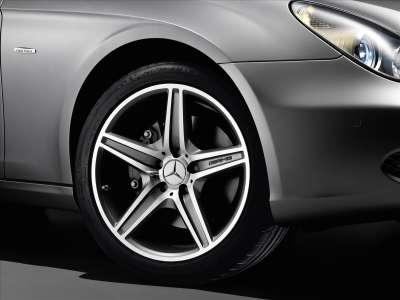 2009 Mercedes Benz CLS Grand Edition 05