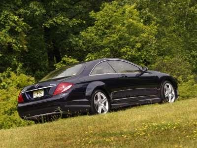 2009 Mercedes CL550 4MATIC 05