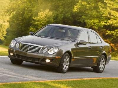 2009 Mercedes E320 BlueTEC 02