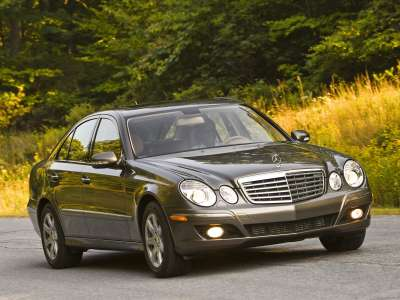2009 Mercedes E320 BlueTEC 07