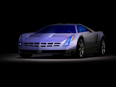 Cadillac Cien Concept 001
